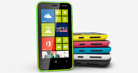 Nokia Lumia 620   cool gadgets for a future house   Scoop.it
