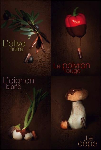 Du chocolat ... aux légumes ! | Innovation, tendances & agroalimentaire | Scoop.it