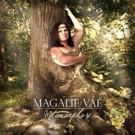 Magalie Vaé en «femme-tronc» : sa nouvelle pochette d'album fait rire Twitter   Advertising trends   Scoop.it