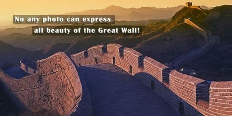 Travel Plan of Visiting Great Wall of Chin | GreatWallonedayTour | Scoop.it