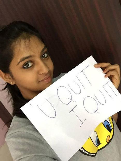 Lakshmi Menon starts Anti Smoking campaign   kollywood   Scoop.it