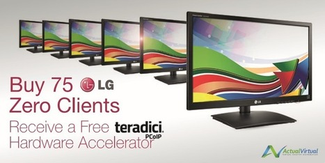 Bost Zero Client performance with Teradici's PCoIP Harware Accelerator | Thin Client | Scoop.it