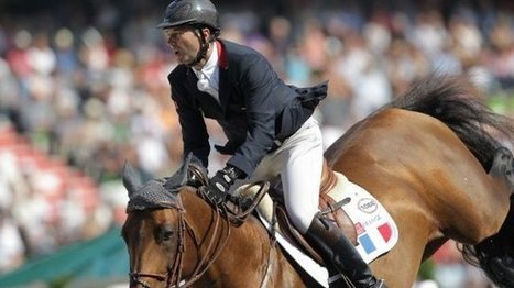 Jeux équestres mondiaux : les belles images de la quinzaine - Francetv info   JEM 2014 Normandie   Scoop.it