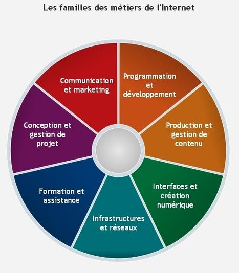 Site gouvernemental - Découvrez les métiers du web et du numérique sur le [site-name]   Orientation post-bac CDIISP   Scoop.it