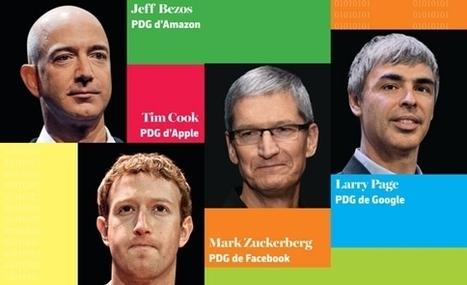 La ruée vers l'or des données personnelles   Quelles sont les nouvelles frontières de la vie privée et de la vie publique sur internet ?   Scoop.it