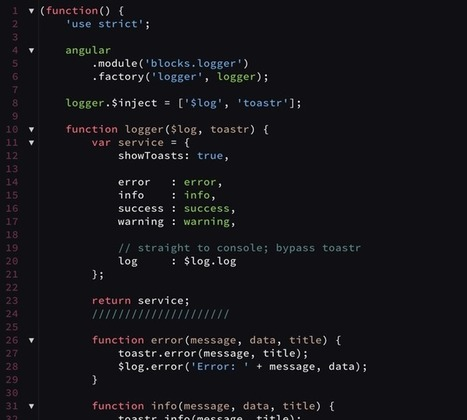 johnpapa/angular-styleguide | bytheway | Scoop.it