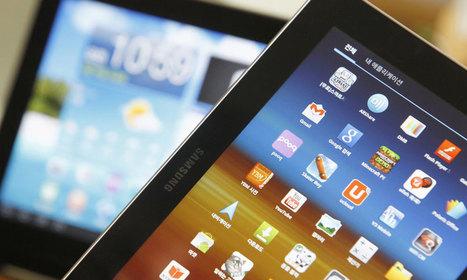 Les tablettes ne séduisent plus les utilisateurs, le marché s'effondre | Digital Actu : Marketing, Business, Social Media | Scoop.it