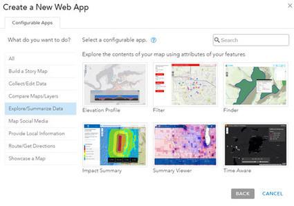 What's New in ArcGIS Online (November 2015) | ArcGIS Blog | Modern Geospatial Analysis | Scoop.it