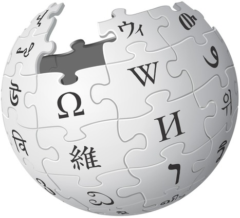 Vérifier l'exactitude des informations de Wikipedia | Notebook | Scoop.it