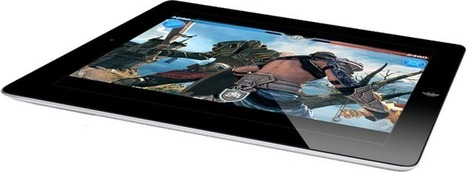 Next-gen iPad could use new LED backlighting system to cut weight | High Tech | Scoop.it