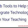 Web 2.0 Tools for English Teachers