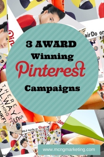 3 Amazing Pinterest Campaigns That Have Won Awards | Digital Marketing, Social Media, Mobile, SEO, SMO, ORM | Scoop.it