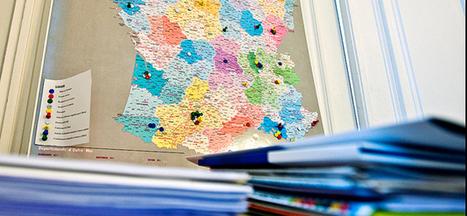 Les 10 cartes à connaître pour comprendre la situation de l'emploi en France | Emploi et Recrutement | Scoop.it
