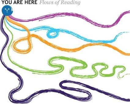 About the Online Digital Book, Flows of Reading | Outils et réflexions pour élaborer des progressions info-documentaires du collège au lycée | Scoop.it