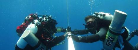 Egyptian scuba diver crowned world record holder for deep sea plunge: 332 meters! | Scuba Diving | Scoop.it