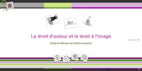 Le droit d'auteur et le droit à l'image | Fatioua Veille Documentaire | Scoop.it