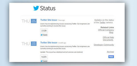 Grave problema con Twitter deja sin tuitear a muchos | Ayuda Hotmail, Skype, SkyDrive and Office Web Apps | Scoop.it