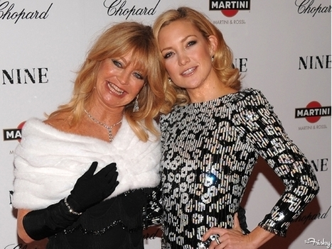 Kate Hudson & Goldie Hawn Claim They Can See Dead People | Money Matters | Scoop.it