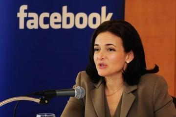 Is Sandberg Leaning Out? | Linking Social Media to Social Change | Scoop.it