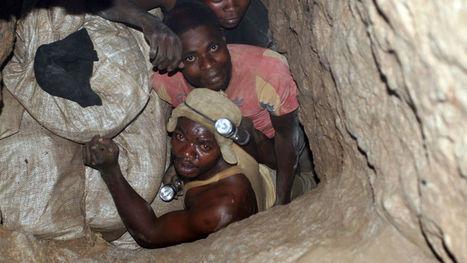 Apple, Microsoft, Samsung, Sony y la explotación infantil en las minas de cobalto del Congo | ¿Qué está pasando? | Scoop.it