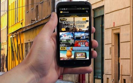 Tutoriel : Découvrir de nouveaux lieux grâce à la réalité augmentée | Multicanal et crosscanal | Scoop.it