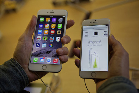 Don't Pick the Wrong iPhone | Technology, Foresight | Scoop.it