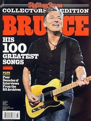 Un hors-série de Rolling Stone US sur les 100 plus grandes chansons de Bruce Springsteen   Bruce Springsteen   Scoop.it