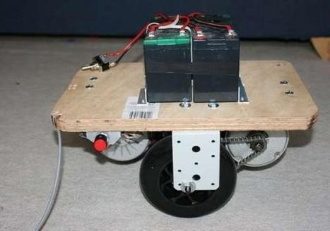 DIY : Fabriquer un skate motorisé à 2 roues centrale style SegWay. | Semageek | Innovation & Sérendipité | Scoop.it