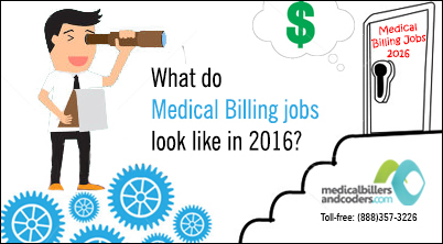 What do Medical Billing jobs look like in 2016? | Medical Billing Company | Scoop.it