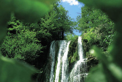 Le Cascate di Forcella tra Roccafluvione e Acquasanta | Le Marche un'altra Italia | Scoop.it