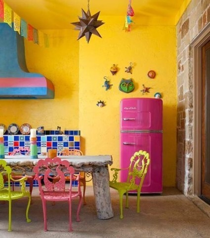 My Dream Mexican House | mexicanismos | Scoop.it