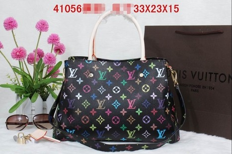 Louis Vuitton 41056 Blabk Bag - £138.80 | I found the Bags Home | Scoop.it