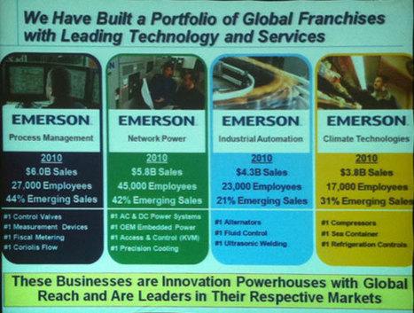 Avec Trellis, Emerson veut gérer les datacenters comme des usines automatisées   LdS Innovation   Scoop.it