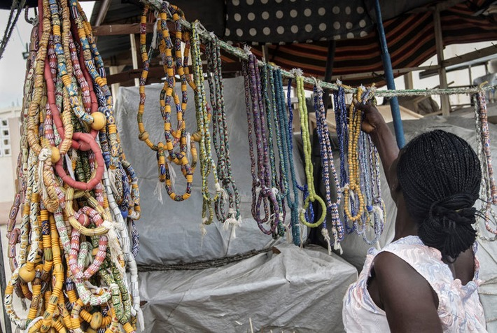 In Togo, a revival of the ancient allure of waist beads | Art Daily | Kiosque du monde : Afrique | Scoop.it