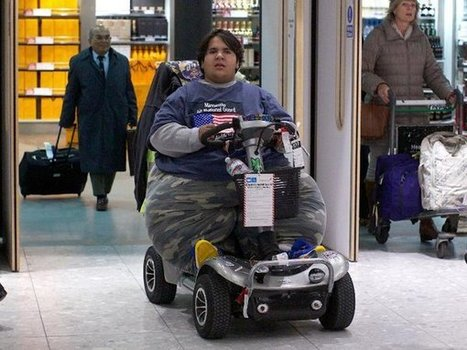 'Too fat to fly' Frenchman now too fat for Eurostar | Beautiful Wednesdays | Scoop.it