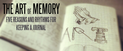 Five Steps to Start Journaling | Stephen Elliot | photographer ... | Journaling Helps! | Scoop.it