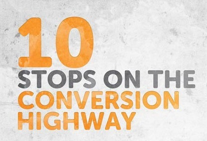 10 Stops to Take on the Road to Lead-Generating Landing Pages [INFOGRAPHIC]   Online and Offline Lead Generation for More Traffic, More Leads and More Profits   Scoop.it
