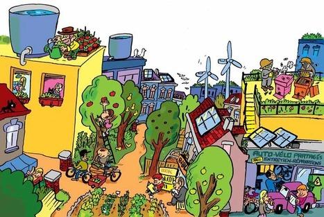 Le maraîchage en ville (Lisbonne et Paris...) | Faire Territoire | Scoop.it