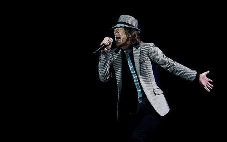 Rolling Stones, 50th anniversary tour, O2 Arena, London, review - Telegraph | 'Eclectic Beats' | Scoop.it