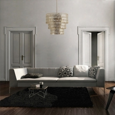 Petal Suspension Lamp. Posted by Pinky Design on Archh | Architecture & Interior Design network | Scoop.it
