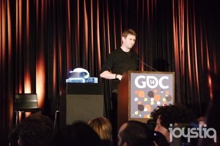 Overheard@GDC 2014: Working with NASA on VR is cool | Joystiq | Science | Scoop.it