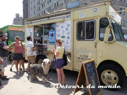 Food truck rally à Brooklyn NYC | You're Welcome - Séjours linguistiques aux USA, Bons Plans & Actus | Scoop.it