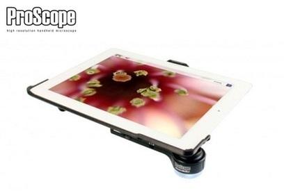 ProScope Micro Mobile, el primer microscopio profesional para dispositivos iOS | iPad classroom | Scoop.it