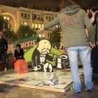New Banksy Monopoly Sculpture for Occupy London | Street Art, échappatoire de l'oeil | Scoop.it