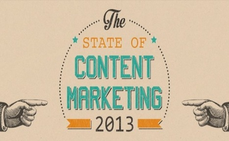 [Infographie] En 2013, le content marketing pèse plus de 90 ... - Frenchweb.fr | Marketing B2B | Scoop.it