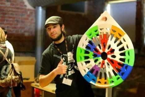 3D Printer Party: León debate el futuro de la impresión 3D | APRENDIZAJE | Scoop.it