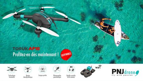 drone - PNJ-CAM - Caméra embarquée de sport   Drone   Scoop.it