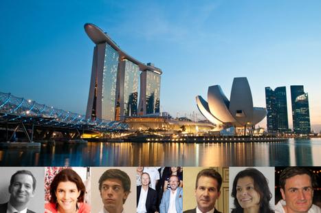 Sept Français qui ont monté leur boîte à Singapour | Entreprendre - startups | Scoop.it