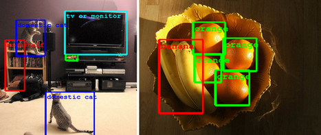 Google's latest object recognition tech can spot everything in your living room | Generative | Scoop.it