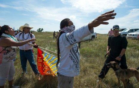Etats-Unis: une tribu sioux s'oppose à un oléoduc | STOP GAZ DE SCHISTE ! | Scoop.it